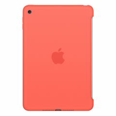 Apple iPad mini 4 Silicone Case - Apricot