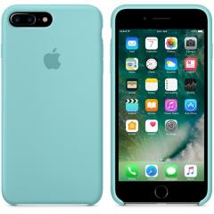 Apple iPhone 7 Plus Silicone Case - Sea Blue