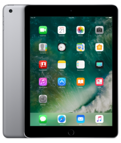 Apple 9.7-inch iPad Cellular 32GB - Space Grey