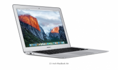 Преносим компютър Apple MacBook Air 13 i5 DC 1.8GHz/8GB/128GB SSD/Intel HD Graphics