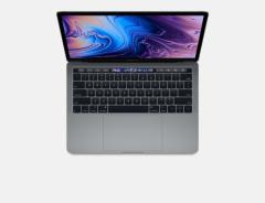 Преносим компютър Apple MacBook Pro 13 Touch Bar/QC i5 2.3GHz/8GB/512GB SSD/Intel