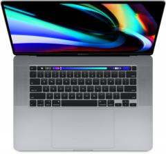 Apple MacBook Pro 16 Touch Bar/6-core i7 2.6GHz/16GB/512GB SSD/Radeon Pro 5300M w 4GB - Space Grey -