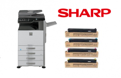 Принтер SHARP MFP MX-2614N 26 PPM