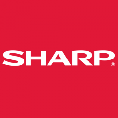 Консуматив SHARP Black developer 170