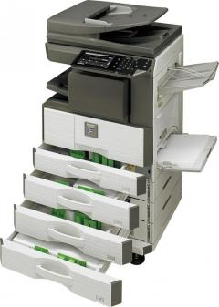Принтер Sharp MFP MX-M316N + Toner + Developer
