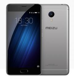 Смартфон Meizu M3s mini (Gray)/5.0 HD/MTK MT6750 Octa-core/2GB/16GB/Finger Print / Cam.