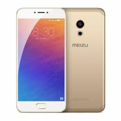 Meizu Pro 6 Dual SIM (Gold) 32GB/5.2 AMOLED screen FullHD (1920x1080) Gorilla Glass 4/Helio X25