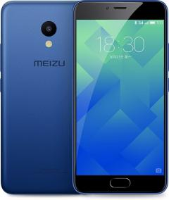 Meizu M5 Blue 32Gb Dual SIM 5.2 HD/Octa-core MT6750/3GB/32GB/Finger Print / Cam. Front 5.0 MP/Main
