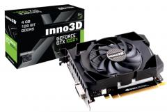 Inno3D Video Card GeForce GTX 1050 Ti Compact X1 GDDR5 4GB/128bit