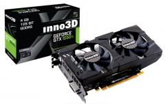 Inno3D GeForce GTX 1050 Ti Twin X2