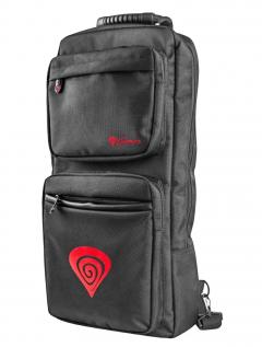 Genesis Laptop Backpack Pallad 300 Black 15