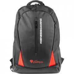 Genesis Laptop Backpack Pallad 100 Black 15