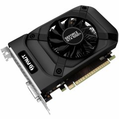 PALIT Video Card GeForce GTX1050Ti Dual 4GB GDDR5 128bit DVI DP HDMI
