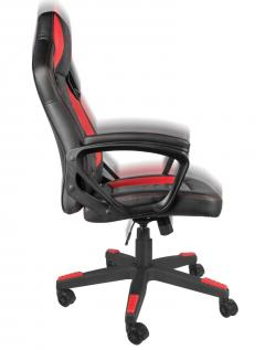 Genesis Gaming Chair Nitro 370 Black-Red