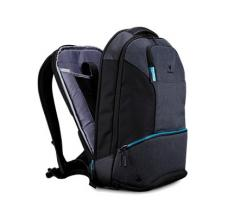 Acer Predator Gaming 15.6 Hybbrid Backpack Black with Teal Blue