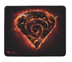 Genesis Mouse Pad Carbon 500 M Fire 300X250mm (M12)