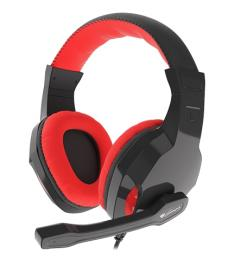 Genesis Gaming Headset Argon 100 Red