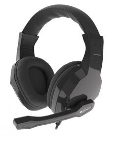Genesis Gaming Headset Argon 100 Black Stereo