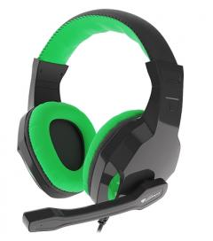 Genesis Gaming Headset Argon 100 Green
