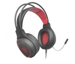 Genesis Gaming Headset Radon 300 Virtual 7.1 Black-Red