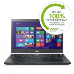 BUNDLE (NB+128GB SSD Transcend) TravelMate TMP645-S-51CK/14 HD (1366 x 768)/Intel® Core™