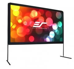 Elite Screen OMS120H Yard Master Outdoor