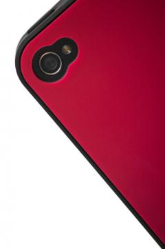 Samsonite Bi-tone iPhone 4S Red/Black