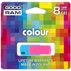 8GB GOODRAM COLOUR BLACK&WHITE Retail 9