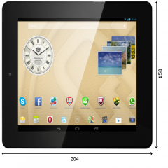 PRESTIGIO MultiPad 4 Ultra Quad 8.0 3G (8.0''IPS