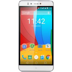 Prestigio MUZE D3 5.3 5.3'' HD (720 x 1280) In-cell ; Quad core 1.3GHz; 1GB+8GB; 5MP+13MP camera