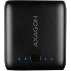 AXAGON PWB-M10 Power Bank Li-on 10000mAh 2A IN/2A OUT