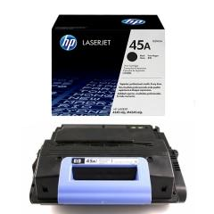 HP 45A Black LaserJet Toner Cartridge