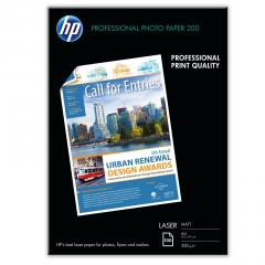 HP Professional Matt Laser Photo Paper-100 sht/A4/210 x 297 mm