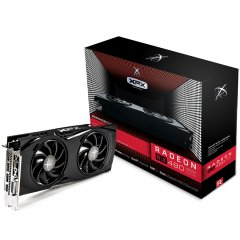 XFX Video Card AMD Radeon RX 480 GTR GDDR5 8GB/256bit