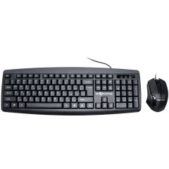 RoXpower Keyboard T13 wired combo-set