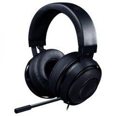 Razer Kraken Pro V2 – Analog Gaming Headset – Black –OVAL Ear Cushions. 50 mm audio drivers