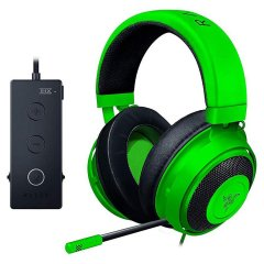 Razer Kraken Tournament Ed. Green gaming headset