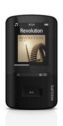 Philips MP4 player