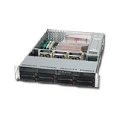 Chassis SUPERMICRO SuperChassis CSE-825TQ-R720LPB