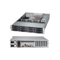 Supermicro Server Chassis CSE-826BE1C-R920LPB