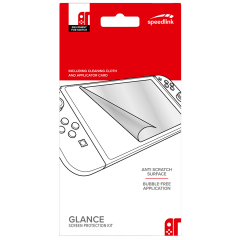 Speedlink GLANCE Screen Protection Kit - for Nintendo Switch