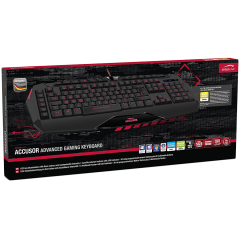 Speedlink ACCUSOR Advanced Gaming Keyboard