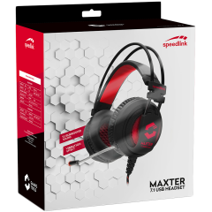 Speedlink MAXTER 7.1 Surround USB Gaming Headset