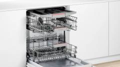 Bosch SME46MX23E SER4; Comfort; Dishwasher fully integrated A++