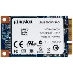Kingston 30GB SSDNow mSATA (6Gbps)