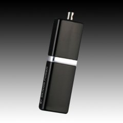 SILICON POWER 8GB USB 2.0 Luxmini 710 Black