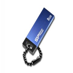 Silicon Power USB 2.0 drive Touch 835 8GB Blue
