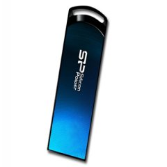 SILICON POWER 8GB USB 2.0 Ultima U01 Син