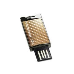 SILICON POWER 16GB USB 2.0 Touch 851 Gold