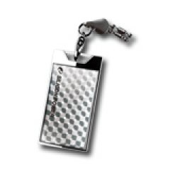 SILICON POWER 16GB USB 2.0 Touch 851 Silver
